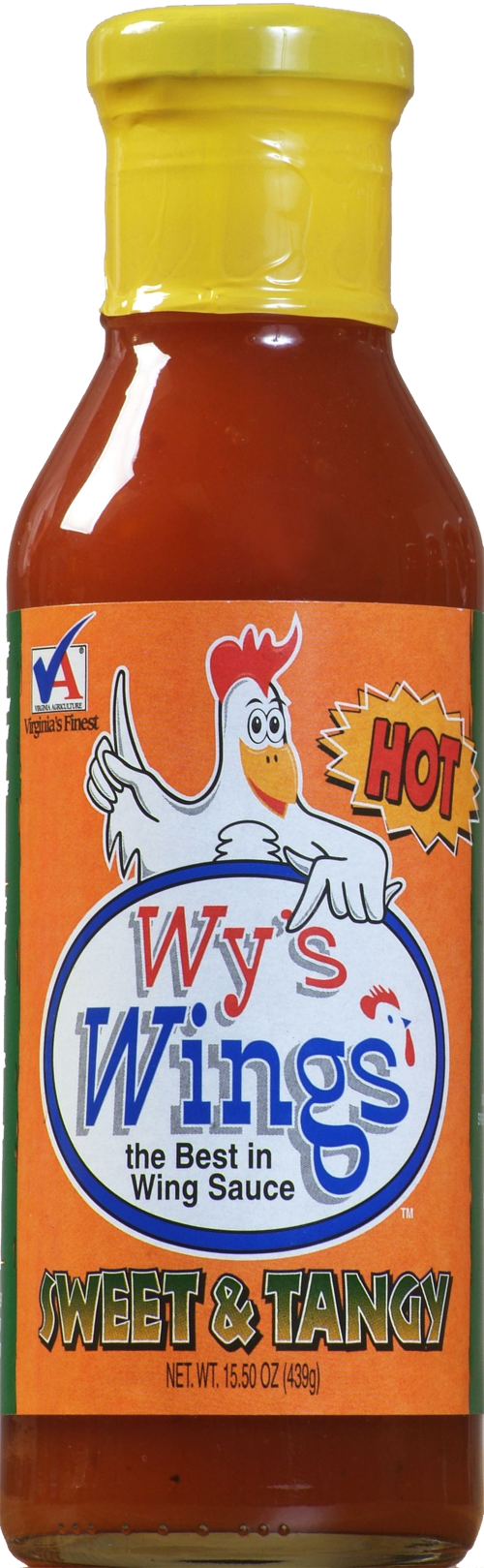 Sweet & Tangy Hot Sauce